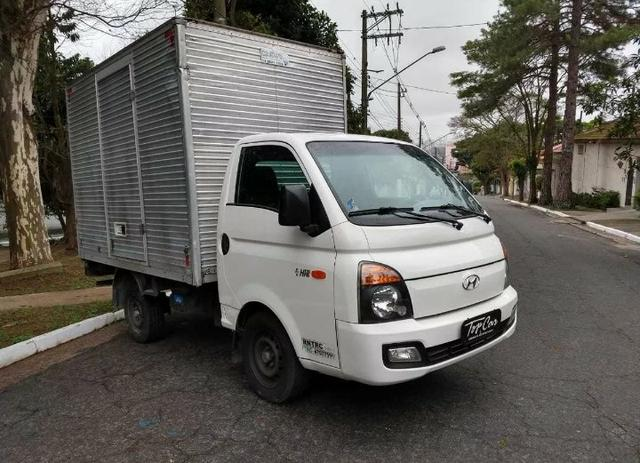 Hyundai hr 2.5 hd - baú