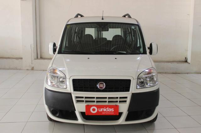 Fiat Doblo Essence 1.8 7 Lugares IPVA 2020 Pago - Foto 4