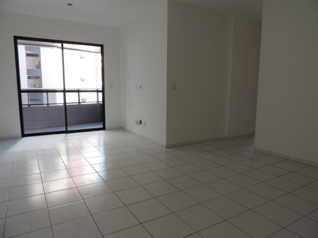 Apartamento 3 Quartos, 95m² - Edf. Atlantico - Jatiuca