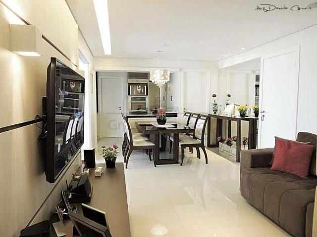 Apartamento 2 dormitórios 90 m² Jd. Aquarius
