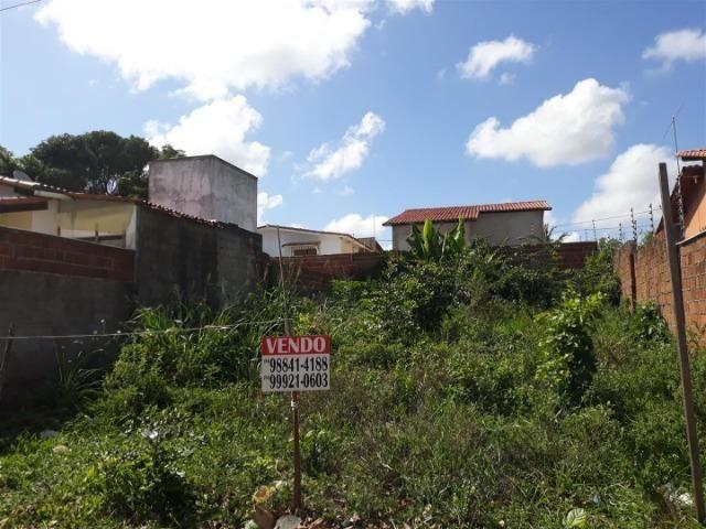 Terreno 200m² em Cajupiranga