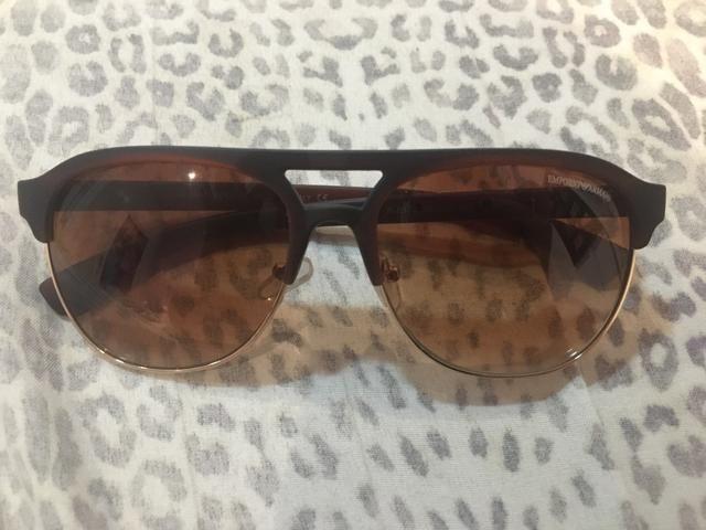9b56d6420724b Vendo óculos Emporio Armani!! - Bijouterias, relógios e acessórios ...