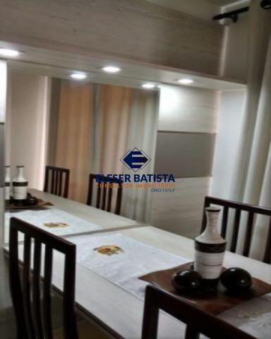 Apartamento à venda com 3 dormitórios em Recreio das laranjeiras, Serra cod:AP00097 - Foto 4