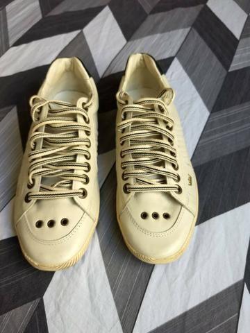 9f0703754 Tênis Osklen Riva Off White Novo - Tamanho 39 - Roupas e calçados ...