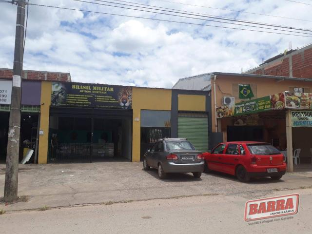SOF Norte Quadra 04 Galpão à venda, 312 m² por R$ 1.500.000 - Zona Industrial - Brasília/D