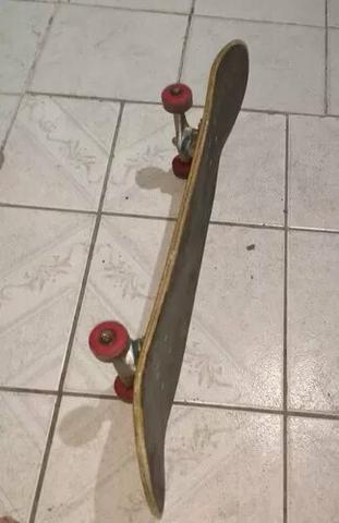 dd83e739c7a Skate Profissional Sativa Original Aguenta Até 120kg - Esportes e ...