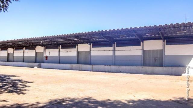 STRC - Terreno 11.600m² e Galpão e 4.600m² com docas.