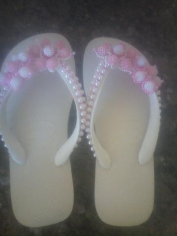 fcc5824f6 Vendo chinelo personalizado barato - Roupas e calçados - Montreal, 7 ...