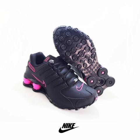 7570066c81 Tênis Nike Shox 4 Molas Feminuno
