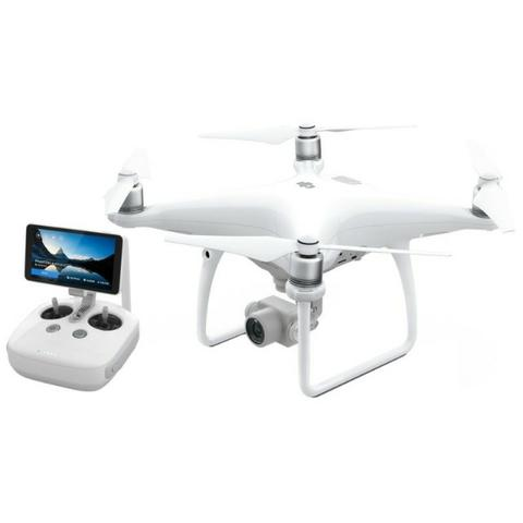 Drone DJI Phantom 4 Advanced+ e Controle Com Tela