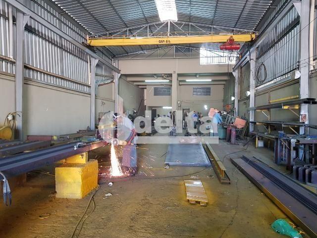 Galpão/depósito/armazém para alugar em Daniel fonseca, Uberlândia cod:571406 - Foto 7