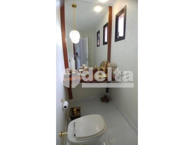 Casa à venda com 3 dormitórios em Cidade jardim, Uberlândia cod:31352 - Foto 8