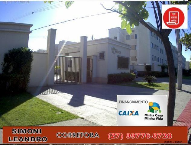 SCL - Apartamento 2qrts + itbi e registro grátis, em Balneário de Carapebus [O83]