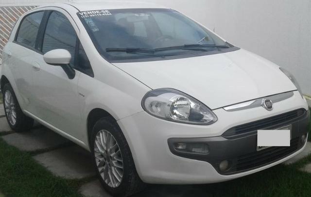 Fiat Punto Essence 1.6 Dualogic 2012/2013