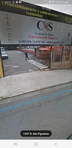 Ponto comercial Estacionamento