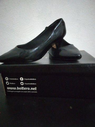 Sapato preto feminino   - Foto 5