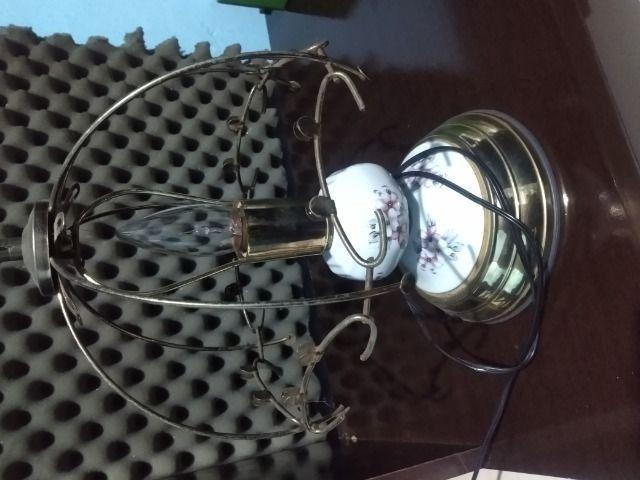 Luminária relíquia - Foto 2