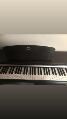 Piano eletrônico yamaha - Foto 5