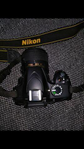 Câmera Nikon D3200 - Foto 6