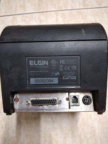 Impressora térmica Elgin nix serial - Foto 3