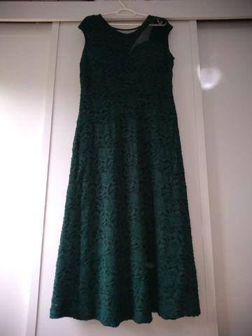 Vestido de festa rendado novo - Foto 2