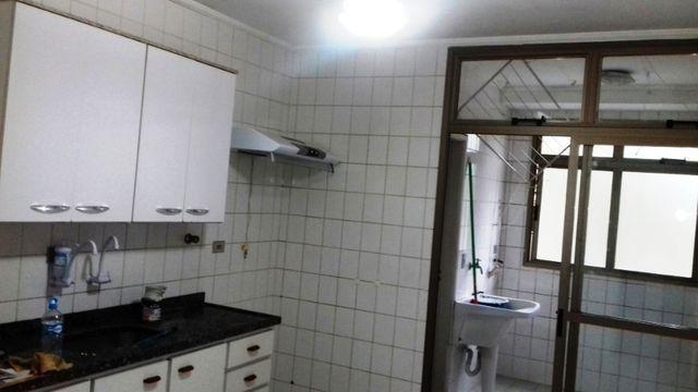 Apartamento 3 quartos suite com sacada Guaruja Tombo - Foto 9