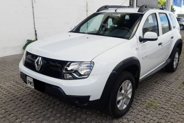 Duster 1.6 Expresion Completa