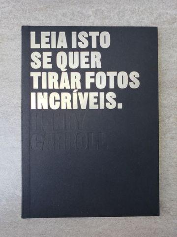 Livros de Fotografia - Henry Carrol - Foto 2