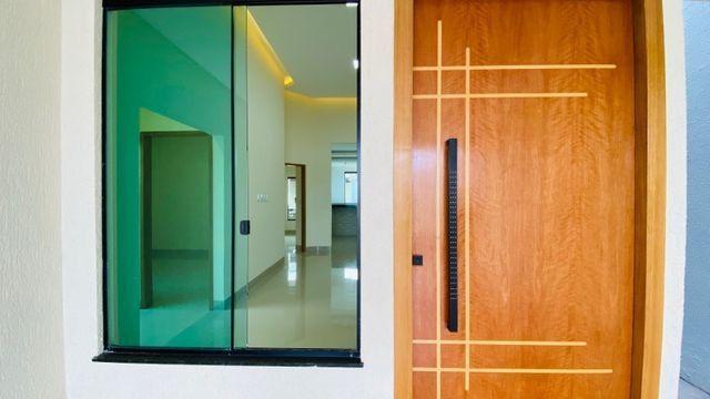 Casa Nova, Linda, Acabamento Impecável - 03Qtos, Quintal + Ampla Área Gourmet!! - Foto 3