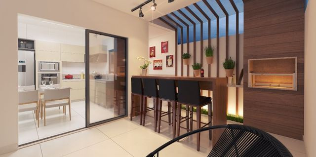 Lindo Sobrado 3/4 c 3 suites, Jardim Atlântico - Foto 14