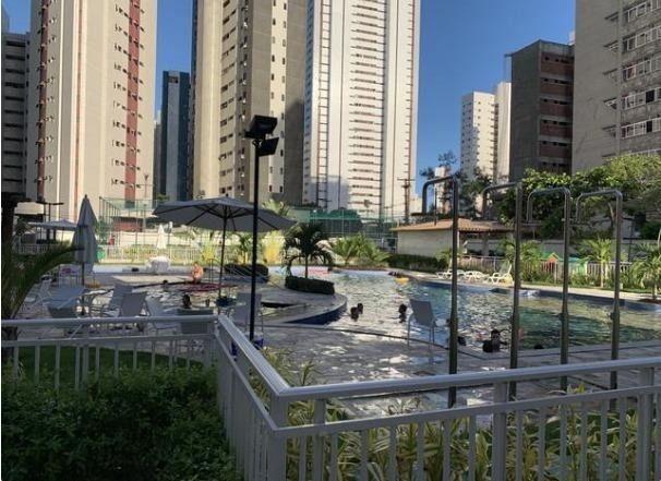 Alugo apartamento 89 metros, varanda gourmet, lazer completo no Riviera - Foto 5