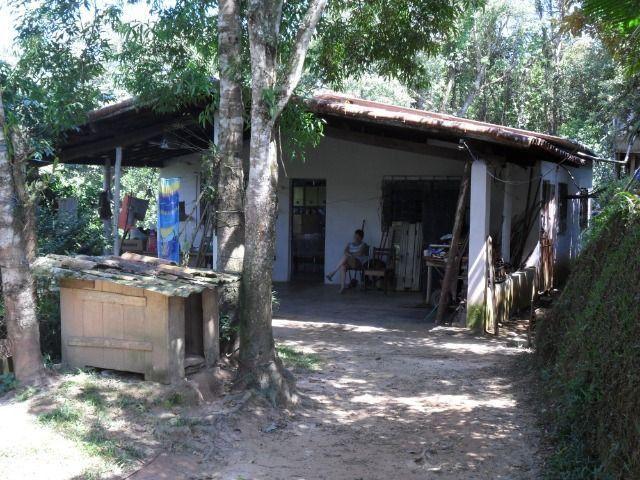 Chacra casa com doc ok 50 mil mais parcelas - Foto 9