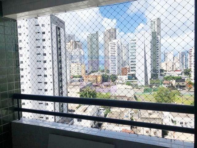 JR Locação de apartamento em Boa Viagem. Taxas inclusas. Al400