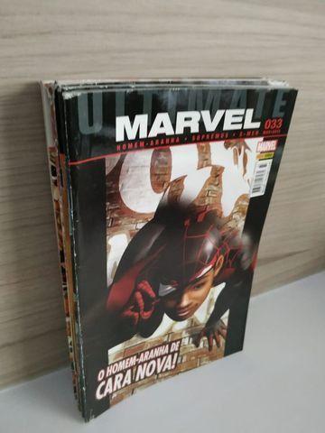 Quadrinhos Ultimate Marvel