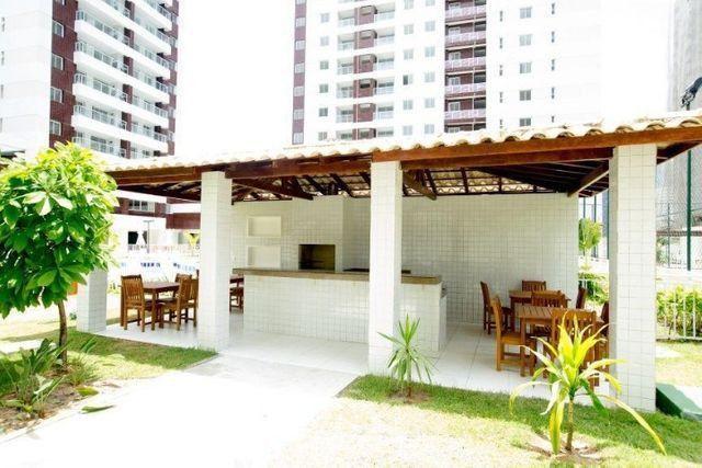 Alugo apartamento 89 metros, varanda gourmet, lazer completo no Riviera