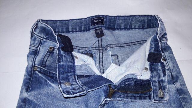 Calça Jeans Infantil Masculina tam 8 Gap Kids -Semi nova - em ótimo estado - Foto 4
