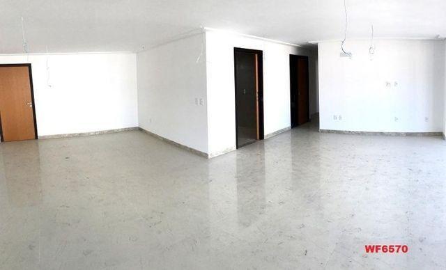 Ap1033 ?San Luigi?, 238m²,Meireles, sala com varanda gourmet, 4 suítes,4 Vagas - Foto 3