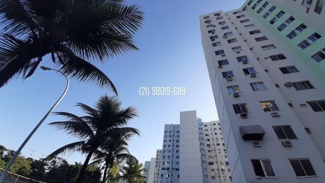 Oportunidade: Apartamento no Camorim, 3 quartos, vista livre, só 330mil, financia