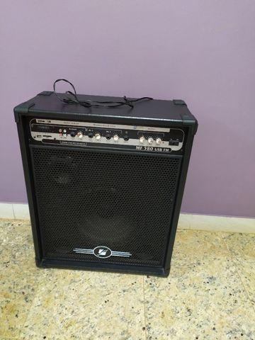 Amplificador Frahm MF 580 - Foto 2