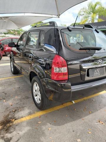 Hyundai Tucson GLS 2.0 16V Flex AUT 2014 - Foto 4