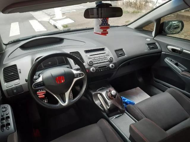 Honda Civic 1.8 Lxs Flex Aut. 4p - Foto 2