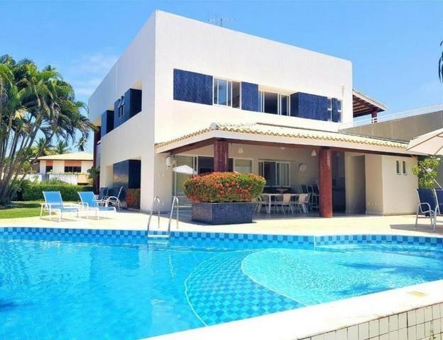 Cond. Porto Busca Vida Casa Duplex 4/4 com suite Porteira Fechada R$ 3.200.000,00