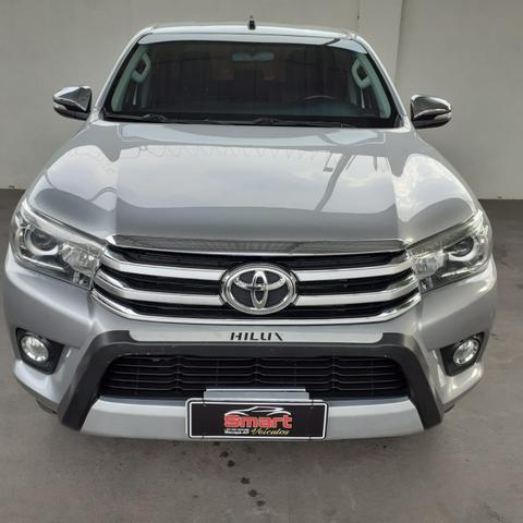 Smart Veículos - TOYOTA Hilux SRX 4x4, 16/2016, 51.256 Km. R$ 144.900,00 - Foto 2