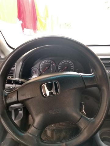 Honda Civic 1.7 automático - Foto 5