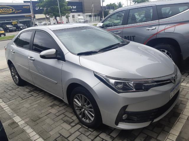 Corolla GLI Upper 2018 35.000km impecavel