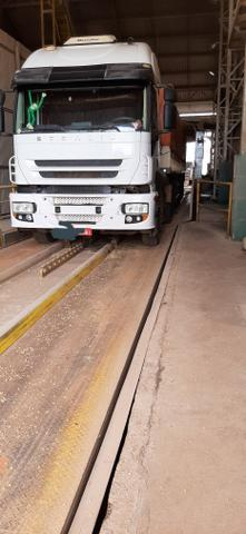 Iveco Stralis 420 6x2 + bitrem Randon 2011 - Foto 4