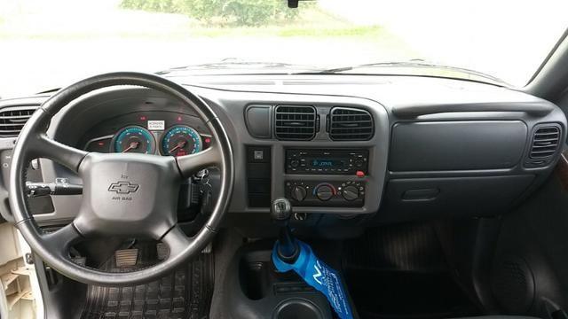 S10 Executive 2.8 4X2 CD Turbo Diesel MWM 2011/2011 - Foto 6