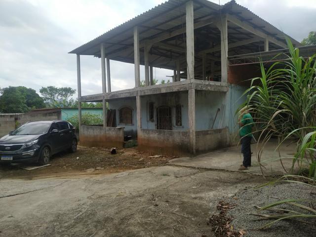 Terreno 500m² com casa / novo brasil - Foto 3