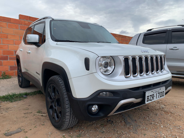 Jeep Renegade 2.0 Limited (Diesel) 4x4 - 2018 / Unico dono  - Foto 2