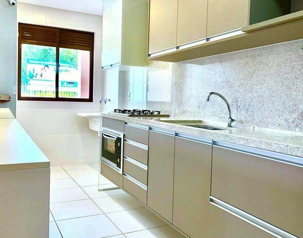 Apartamento sacada gourmet + elevador + entrada parcelada conheça o decorado